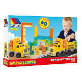 Construction Blocks 60 pcs