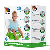 Potty Chair 4 in 1 Green Colour
