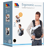 Ergonomic Comfort Carrier 2 in 1