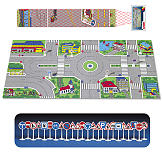 Traffic Playmat