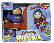 Gusy Luz Superman + Backpack
