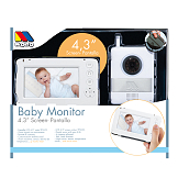 Baby Monitor 4.3″ Screen