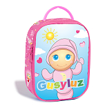 Gusy Luz lunch bag girl