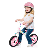 Molto Pink Minibike, kiddies' balance bike – without helmet