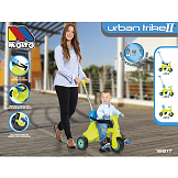 Molto Urban Trike II City – 3 in 1 –