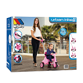 Molto Urban Trike II City Girl – 3 in 1 –