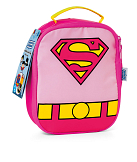 SuperGirl Insulated Lunch Bag