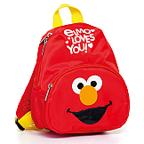 """Sesame Street"" Elmo Insulated Backpack Molto"