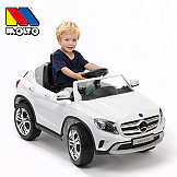 Powered Vehicle Mercedes GLA-Class 12V with remote control