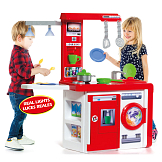 Children's kitchen Molto Kitchen with lamp