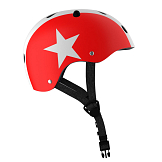 Red Star kiddies' helmet