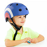 Blue Circle kiddies' helmet