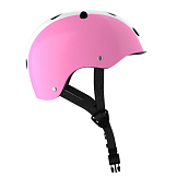 Pink Circle kiddies' helmet