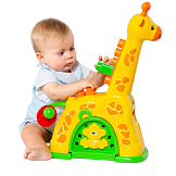 Musical Activities Giraffe with Moltó building blocks