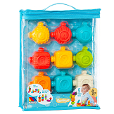 Molto Play&Sense sensory toy for babies, 9 items