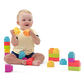Molto Play&Sense sensory toy for babies, 24 items