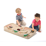 Carry & Go. Moltó Racing Board Game