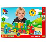 Train Blocks 28 pcs.