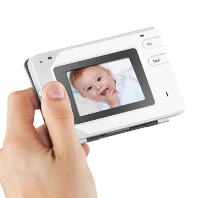 Baby Monitor 2.4″ Screen