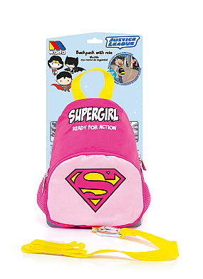SuperGirl Backpack