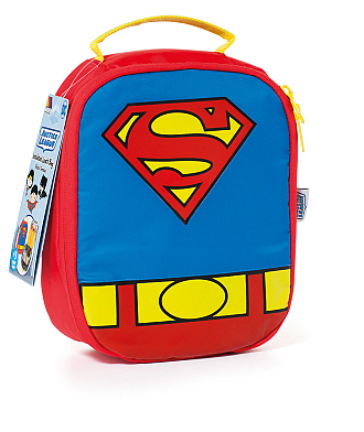 Superman Insulated Lunch Bag