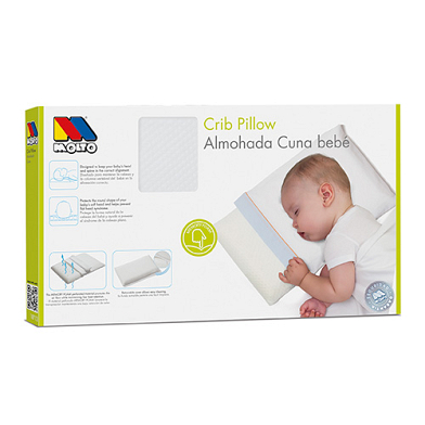 Crib Pilow for Babies Molto