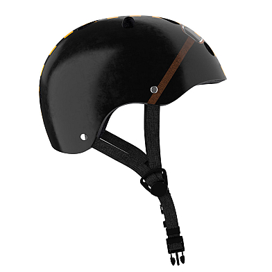Black Glass kiddies' helmet