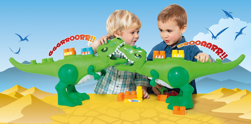 dino blocks 30 pcs